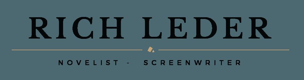Rich Leder-NOVELIST-  SCREENWRITER – PUBLISHER